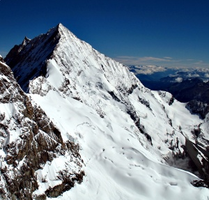 Photo of the Weisshorn