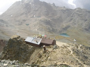 Photo of the Georgy Hut
