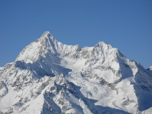 Photo of the Ober Gabelhorn