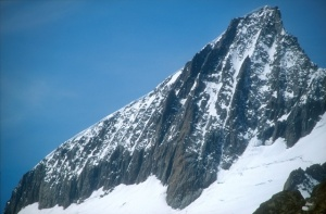 Photo of the Oberaarhorn