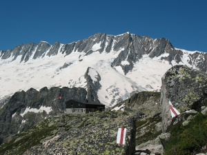 Photo of the Bergsee Hut
