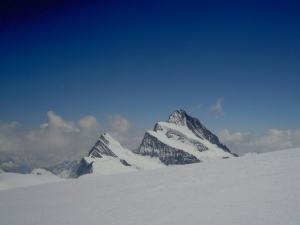 Photo of the Finsteraarhorn