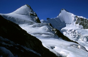 Photo of the Trifthorn (Weisshorn Group)