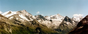 Photo of the Weisshorn Group