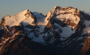 Photo of the Lagginhorn