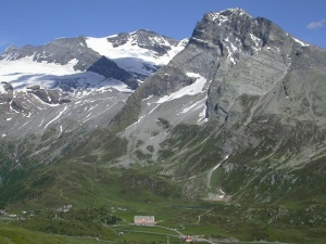 Photo of the Hübschhorn